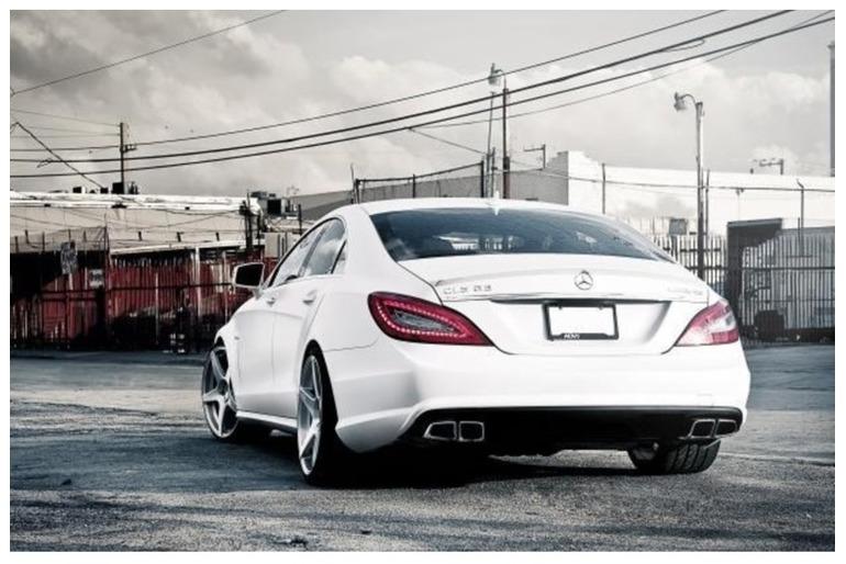 Mercedes Misha Design